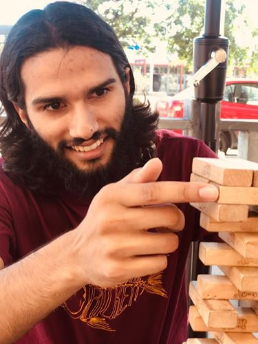Mr.Prinesh - aka the 'Tony Stark of Cardboard Engineering'!